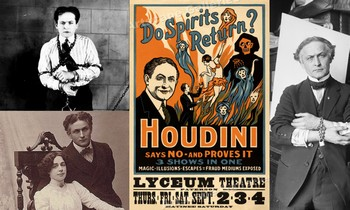 Houdini was a Master Magician and a Master Marketer